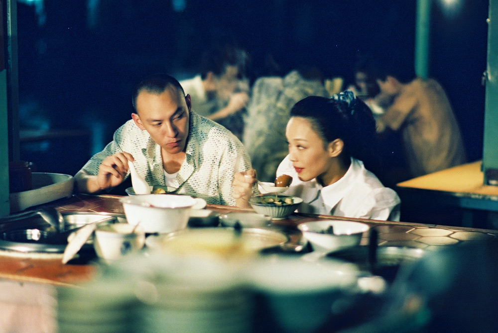 Three Times— Temporal poetics of Hou Hsiao-hsien