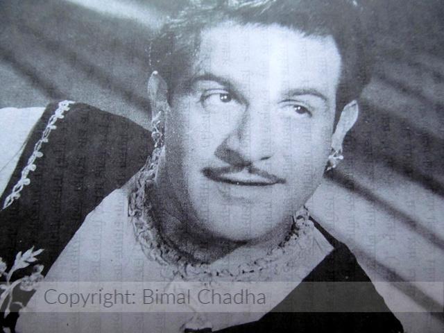 Shyam in Shabistan (1951)