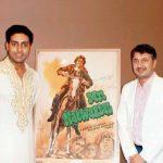 Abhishek Bachchan and Smm Ausaja