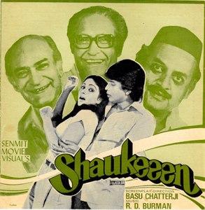 Basu Chatterjee's Shaukeen