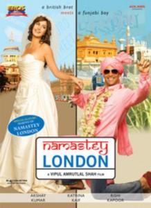 Namastey London (Movie, DVD) is available on Flipkart