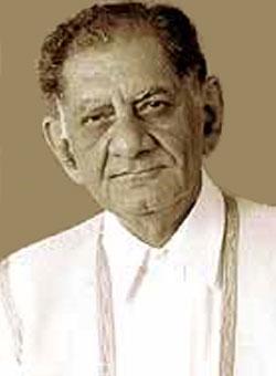 Anand Bakshi Portrait