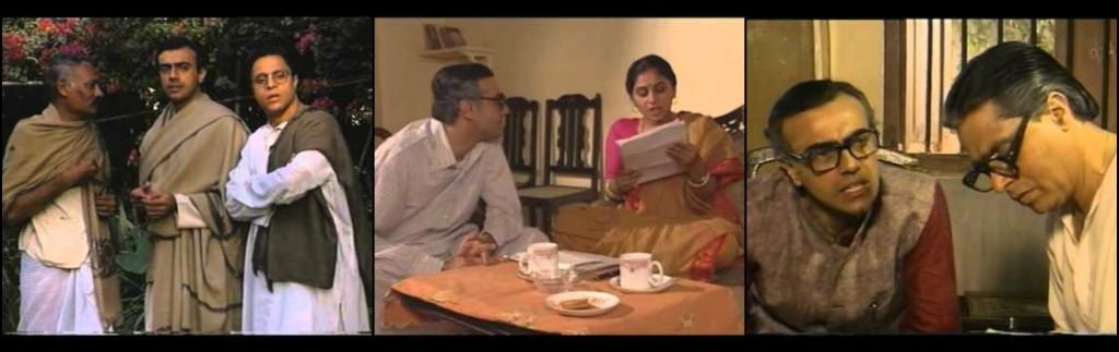 Basu Chatterji's TV series Byomkesh Bakshi