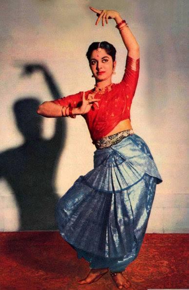 Waheeda Rehman in Filmfare Magazine