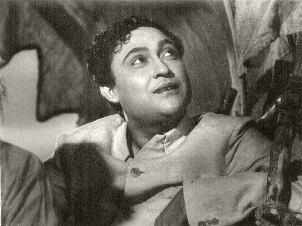 Ashok Kumar in Nitin Bose's Samar / Mashaal