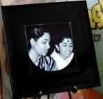 Geeta Dutt and Lata Mangeshkar