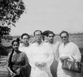 R D Burman and SD Burman, Geeta Dutt and Guru Dutt
