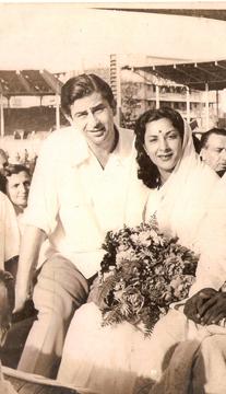 Raj Kapoor - Nargis