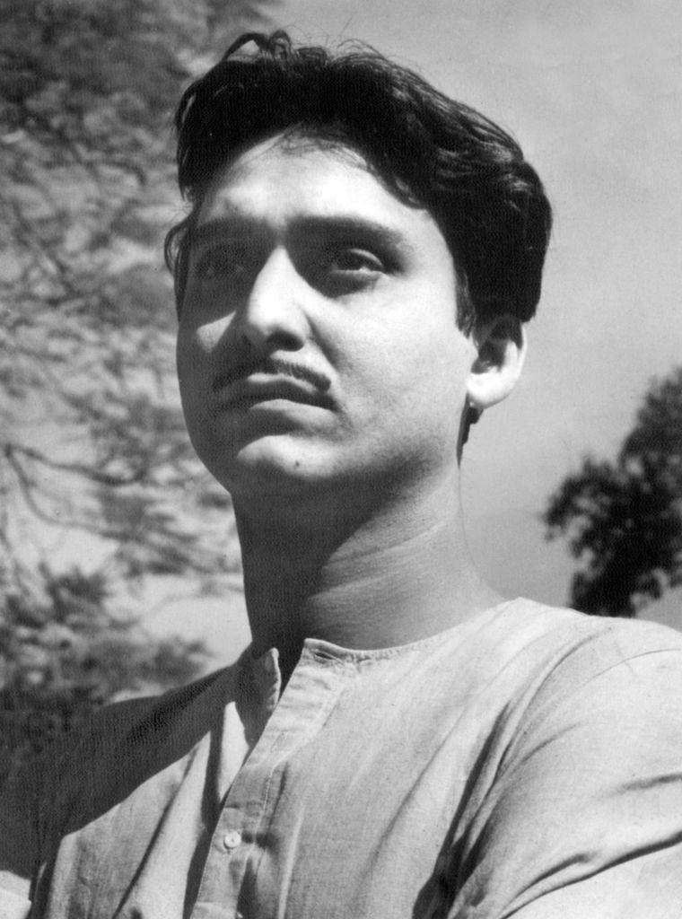 Soumitra Chattopadhyay in Benarasi, produced by Ruma Guha Thakurta, directed by Arup Guha Thakurta.