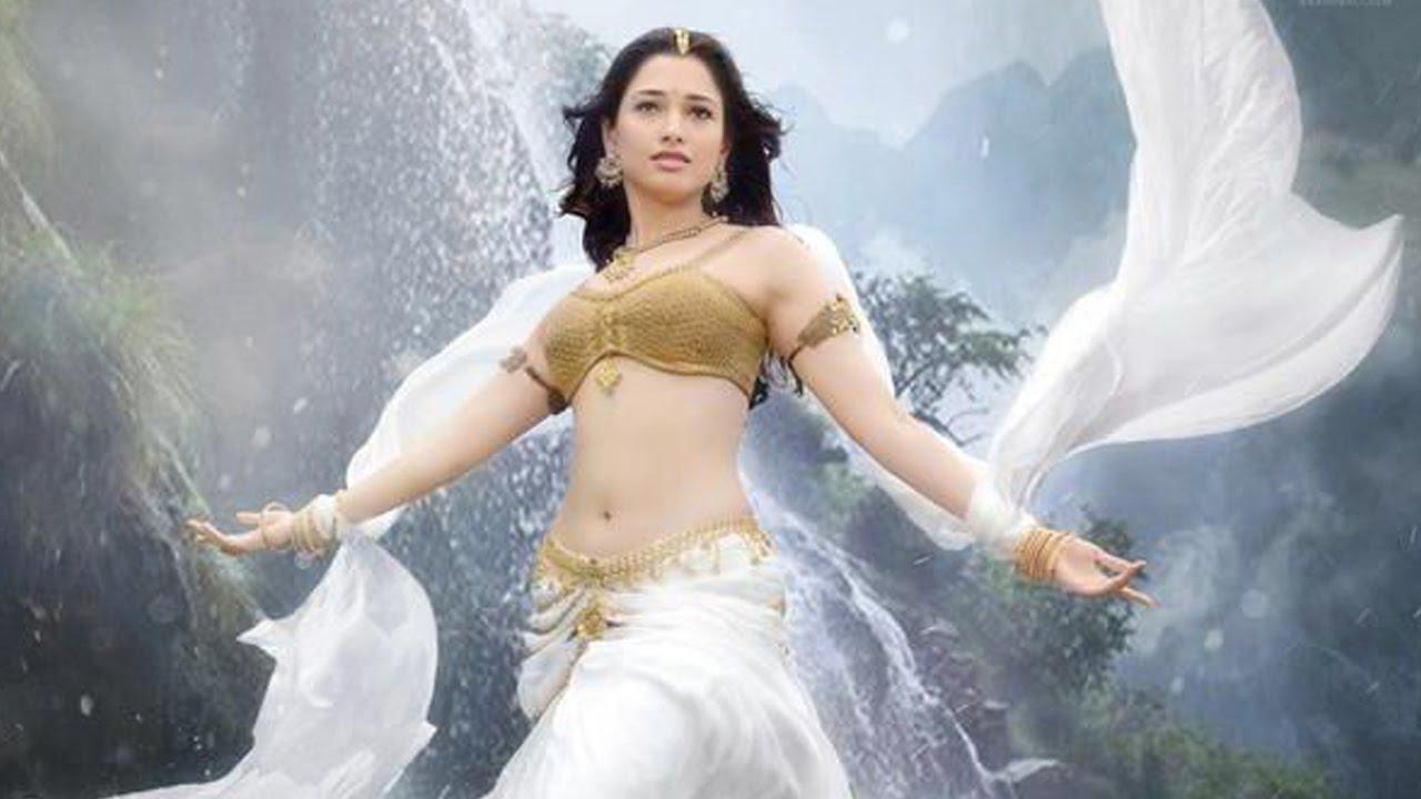 Tamannah Bhatia as Avantika in Baahubaali