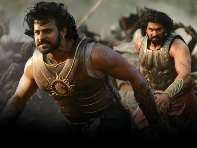 Baahubali and Bhallaladeva – an epic rivalry