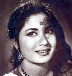 Meena Kumari (Pic courtesy: Wikipedia)