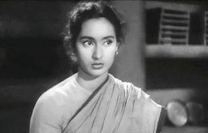 Nutan in Seema (1955)