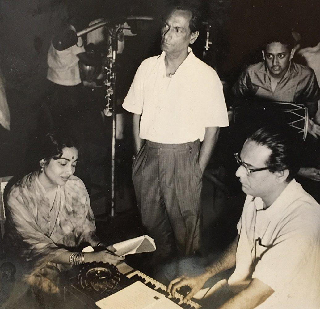 Hemen Gupta, Hemant Kumar, Geeta Dutt