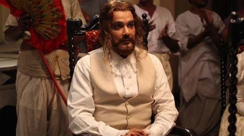 Prosenjit as Anthony Phiringi in Jatishwar