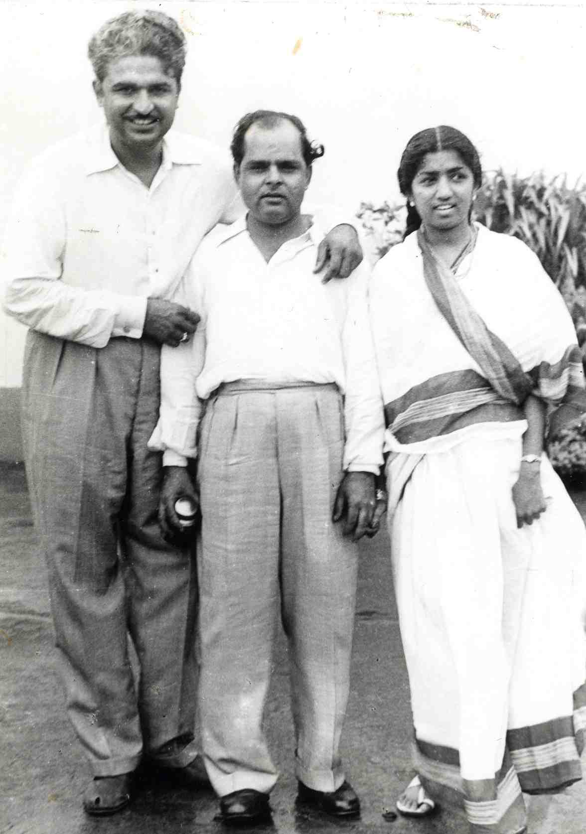 Lata-CR and Roshan