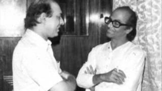 Talat Mahmood and Salil Chowdhury.