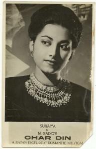 Suraiya in Char Din