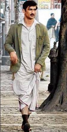 Sushant Singh Rajput in Dibakar Banerjee's hindi Detective Byomkesh Bakshy!