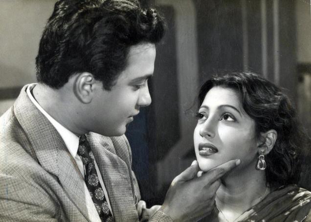 Uttam Kumar in Sagarika