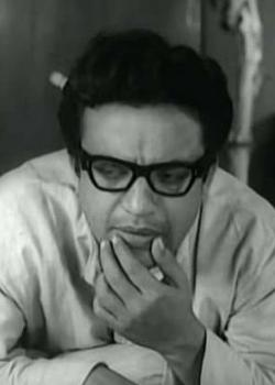 Uttam Kumar in Satyajit Ray's Chiriakhana
