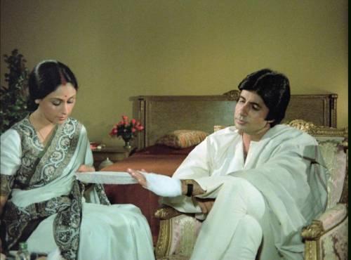 Jaya Bachchan in Silsila