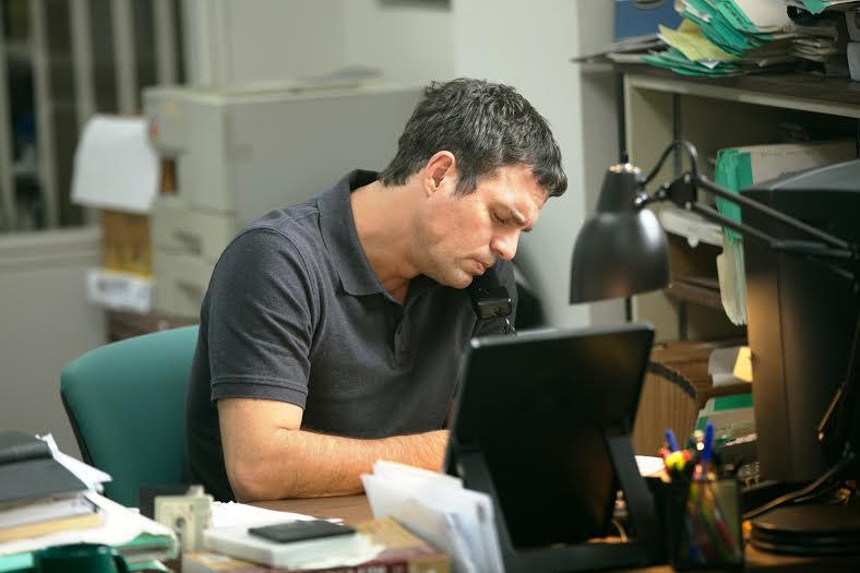 Mark Ruffalo as Michael Rezendes  in Spotlight