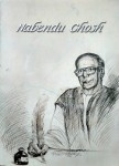 Cover of the booklet 'Nabendu Ghosh'
