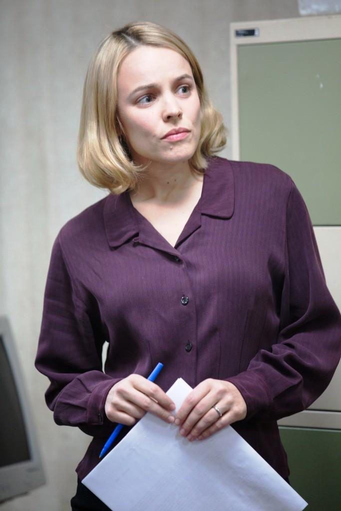 Rachel Adams as Sacha Pfeiffer in Spotlight