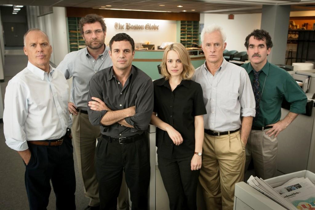 The Spotlight team