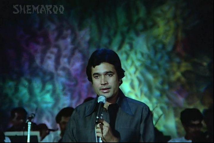 Rajesh Khanna in Anurodh