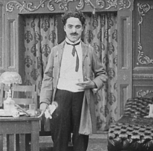 Chaplin in Cruel, Cruel Love