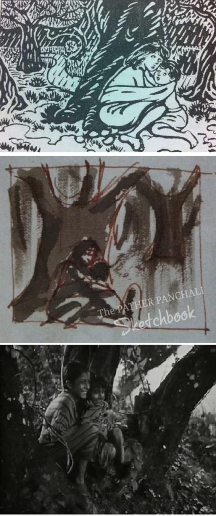 Buy The Pather Panchali Sketchbook from Flipkart