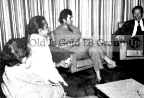 Hrishikesh Mukherjee, Shakti Samanta & Rajesh Khanna
