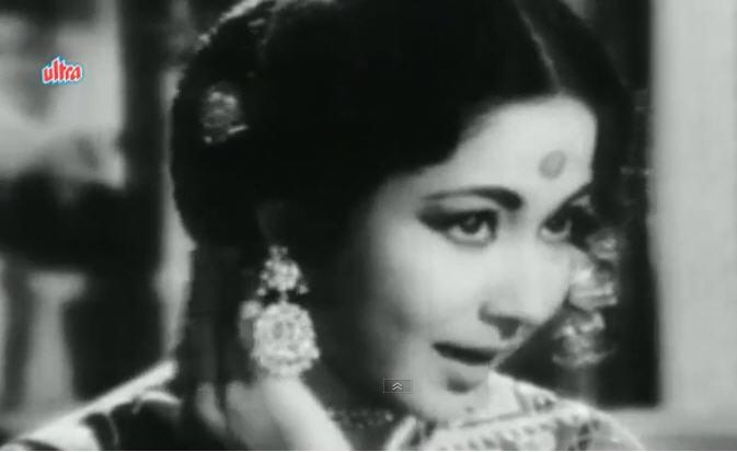 Meena Kumari in Piya aiso jiya mein samaye gayo re (Sahib Biwi Aur Ghulam)