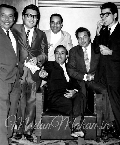 Woh Kaun Thi Premier (Raj Khosla, Madan Mohan and NN Sippy)