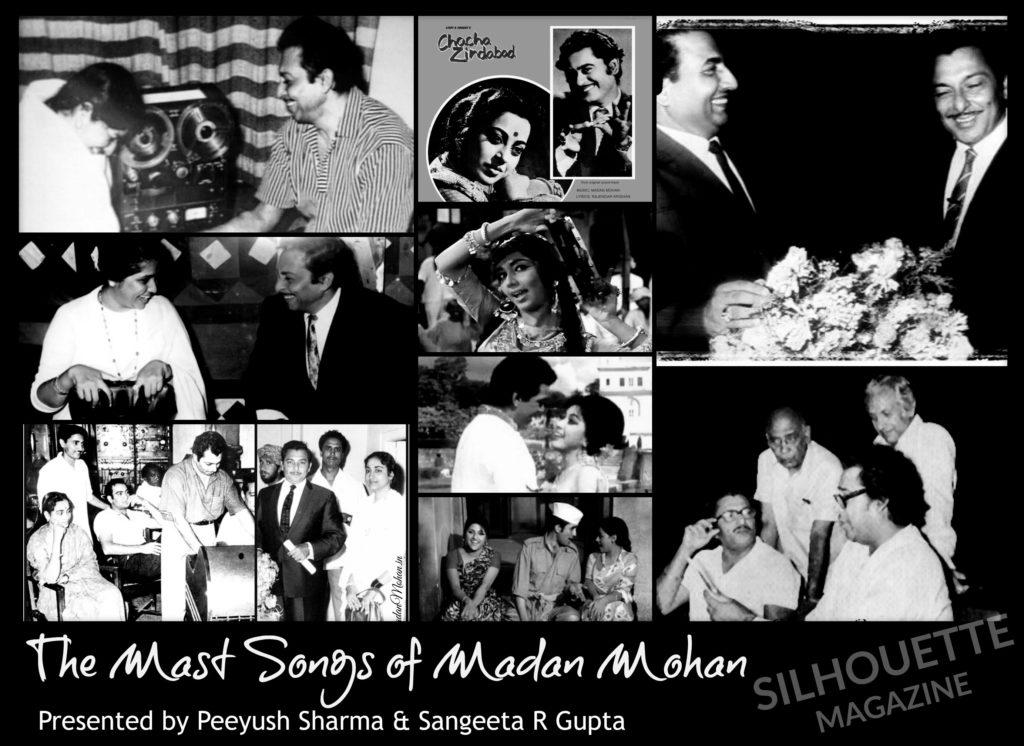 mast songs of madan mohan