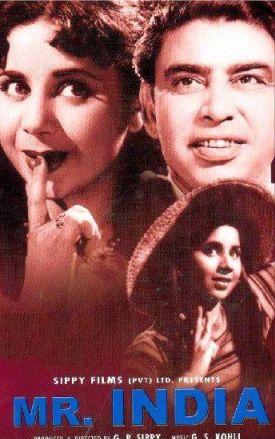 Mr India (1961)