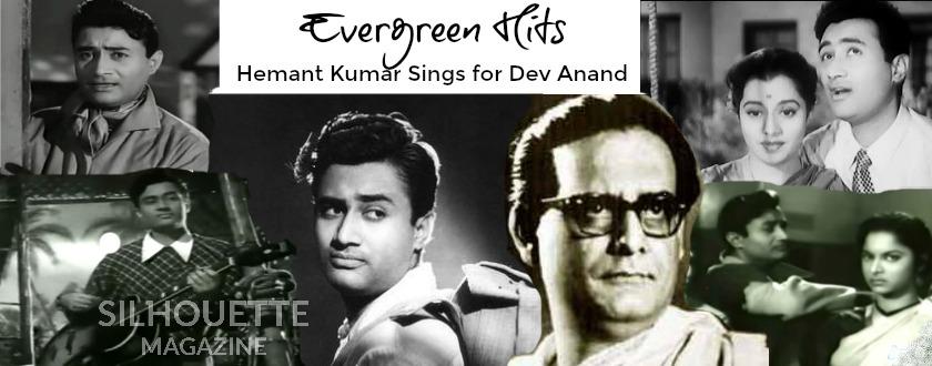 Hemant Kumar Dev Anand