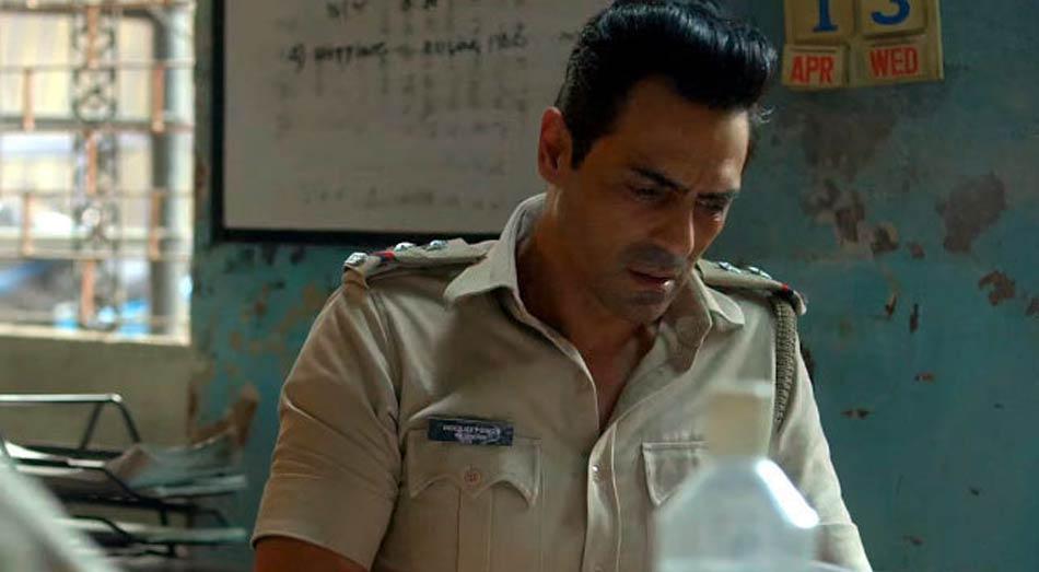 Arjun Rampal in Kahaani 2