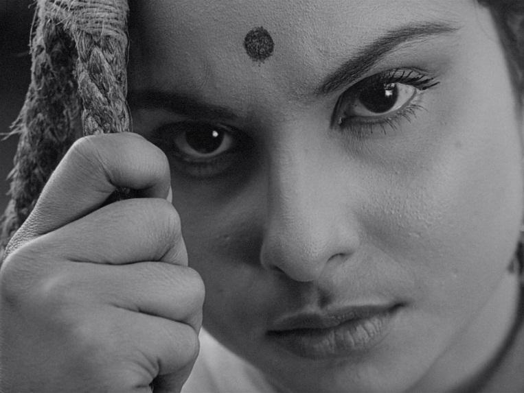 Madhabi Mukherjee in Satyajit Ray's Charulata