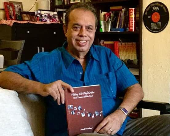 Author Manek Premchand
