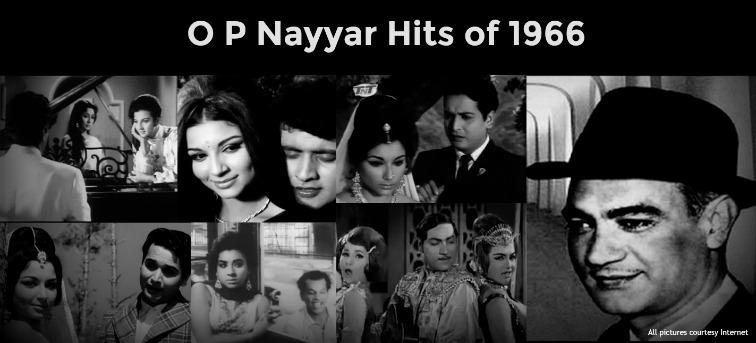 O P Nayyar hit songs