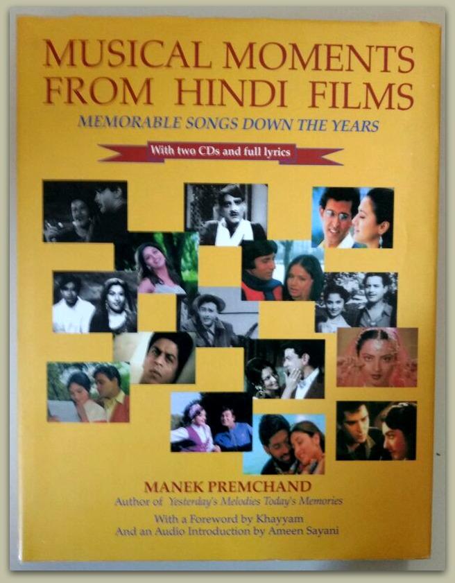 musical moments from hindi films manek premchand