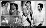 Bimal Roy's films based on stories by Sarat Chandra