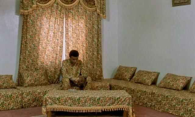 Mauritanian fabric Abderrahmane Sissako's 'Heremakono'