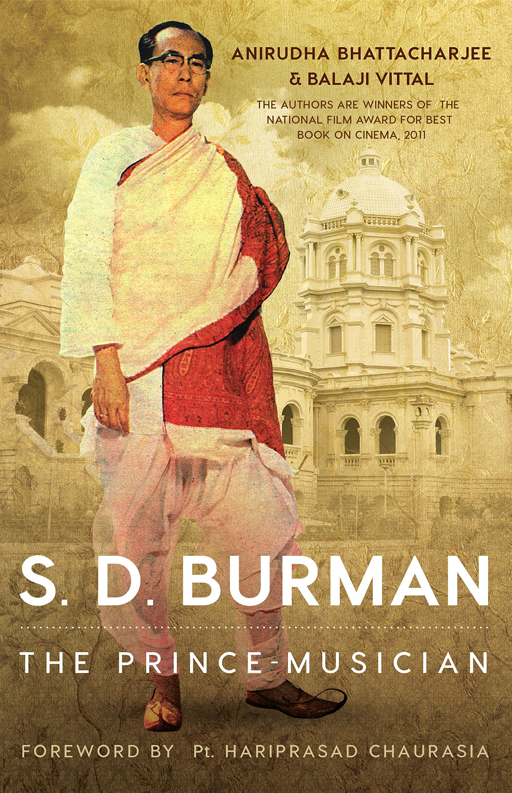 S. D. Burman: The Prince-Musician book