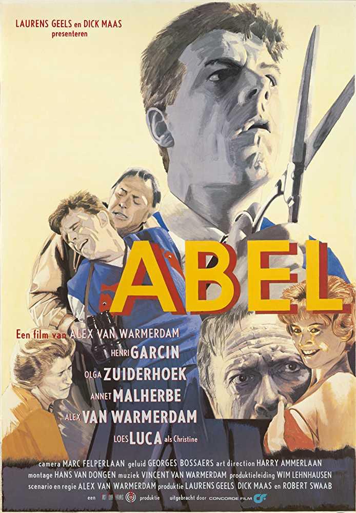 van Warmerdam's Abel (Voyeur), 1986
