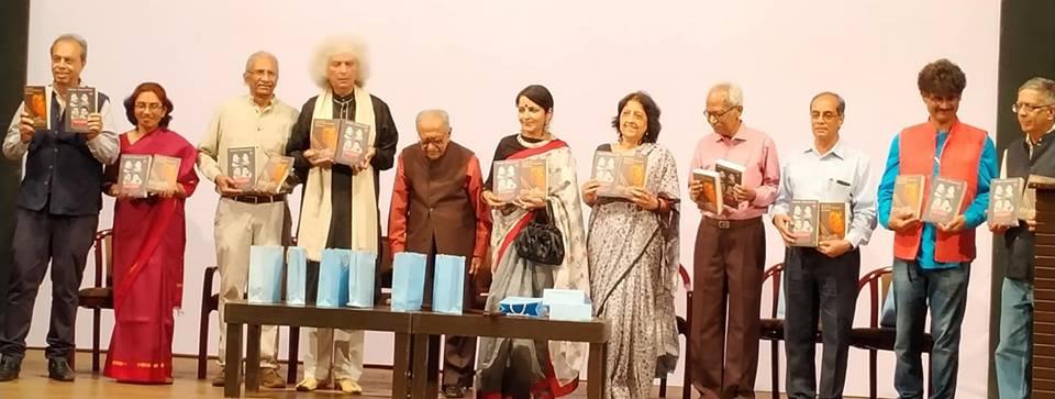 Pt Shiv Kumar Sharma ji and Ameen Sayani