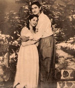 Bina Rai and Kishore Kumar